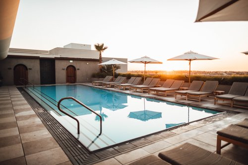 affordable pool and spa for Las Vegas homeowner